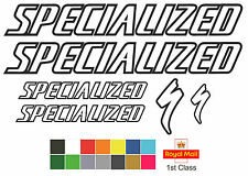 Specialized Replacement Mountain Bike Frame Vinyl Decals Stickers MTB