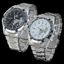Luxury Accurate Automatic Mechanical Date Analog Man Sport Stainless Steel Watch