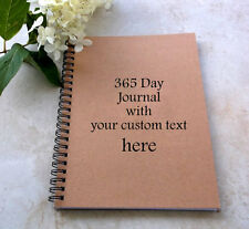 365 Page Writing Notebook Journal Diary blank or lined pages