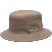 Aussie Chiller Perforated Bucket Hat - Pearl or Tan