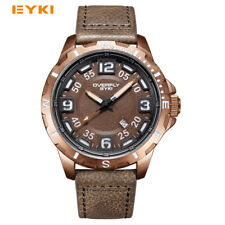 EYKI Dial Luminous Men Watch Top Brand Man Watches Sport Quartz Wristwatches Men
