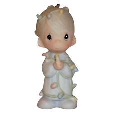 Precious Moments Figurine - pm ornament 1985- 15849, May Your Christmas Be Deli