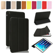 Smart Stand Cover Hard Case for Apple iPad Mini iPad Pro iPad 2 3 4 5 iPad Air
