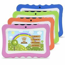 7'' Tablet PC Android Quad Core 8GB Dual Camera WiFi 1.3GHz Kids Gift Children