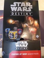 "Star Wars Destiny Empire At War - Single ""RARES"" with Dice"