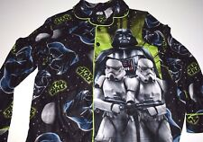 New Star Wars pajamas Flannel 2 piece set boys size XS S M L Star Wars pajamas
