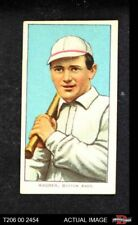 1909 T206 Heinie Wagner Bat On Right Shoulder Red Sox VG/EX