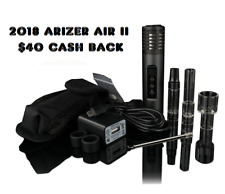 NEW 2017 ARIZER AIR II 2 PORTABLE + FREE SHARPSTONE GRINDER (AUTHORIZED DEALER)