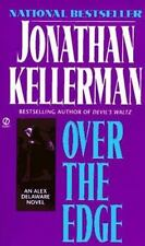 Alex Delaware: Over the Edge No. 3 by Jonathan Kellerman (1988, Paperback Book)