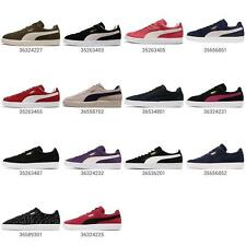 Puma Suede Classic Low Retro Mens Womens Shoes Sneakers Trainers Pick 1