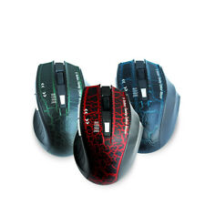 2.4GHz High Quality Wireless Optical Mouse Mice + USB Receiver for PC Laptop