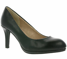 NEW Arizona High Shoes Women's Pumps High Heels Evening Shoes Black 559383