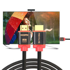 LOT PREMIUM HDMI CABLE For BLURAY 3D 4K DVD PS3 HDTV LCD HD TV 1080P 3.3-32.8ft