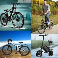 """New 26"""" 36V Foldable Electric Power Mountain Bicycle with Lithium Free Shipping."""