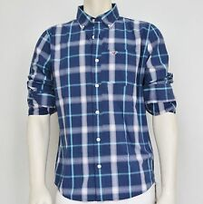 HOLLISTER by Abercrombie Men Point Loma Classic Plaid Shirt NwT S M XL