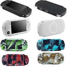 Fashion Protective Soft Silicone Rubber Skin Case Cover For Sony PSP 2000 3000