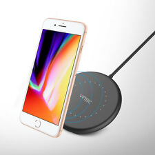 HOT Qi Wireless Charger Charging Pad Mat lot for iphone X iphone 8 Plus HO11