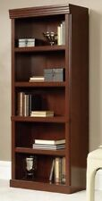 Cherry Bookcase Bookcases Bookshelves Book Cases Bookshelf 5 Shelf Wood Shelves