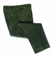 HOGGS OF FIFE MONARCH MOLESKIN TROUSER OLIVE VARIOUS SIZES