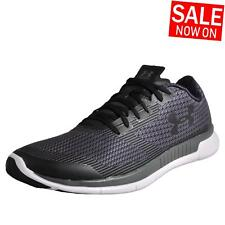 Under Armour Charged Lightning Mens Running Shoes Fitness Gym Trainers Black
