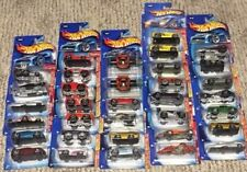 HOT WHEELS 2004  FIRST EDITIONS