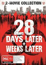 28 Days Later / 28 Weeks Later - DVD Region 4