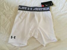 Under Armour HeatGear Performance Men's Fitted Athletic Compression Shorts