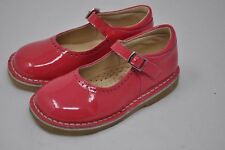 LUCCINI-Pink Patent Leather Mary Janes Flats size 24/8 (4434) $85+