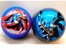 DC Comics WB Superman Batman Justice League play game inflatable ball toy party