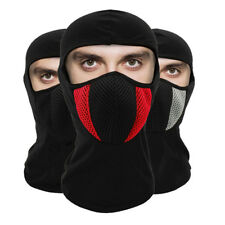 Cycling Motorcycle Ski Thermal Balaclava Winter Full Face Mask Neck Warmer