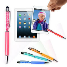 Metal Touch Screen Stylus Pen for iPad iPhone Samsung Smartphone Tablet PC