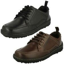 Mens Hush Puppies Smart Lace Up Shoes Belfast Oxford