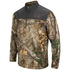 Quarter Zip Realtree Texas A&M Aggies Camo Jacket