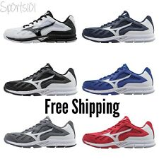 Mizuno Adult Players Trainer Low Baseball Softball Shoes 320502