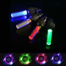 Motion Activated LED Glow Bike Car Motorcycle Tire Valve Caps Wheel Light color