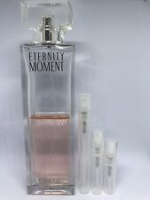Calvin Klein Eternity Moment Women EDP - Decant Sample