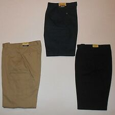 New CARGO PANTS WOMENS Size 8 10 16 BLACK Navy TAN Misses LARGE POCKETS 8575 NWT
