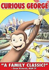 Curious George (DVD, 2006, Anamorphic Widescreen)