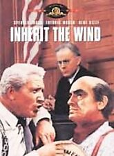 Inherit The Wind (DVD, 1960)  SPENCER TRACY/ GENE KELLY