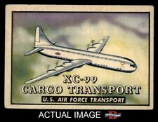 1952 Topps Wings #126 XC-99 Cargo transport EX