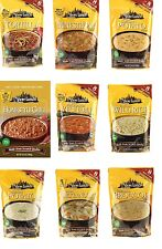 Shore Lunch Quick & Easy Soup Mix 8 Hearty Servings Bag Add Water, Choose Single