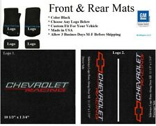 1978-2003 Malibu 4 pc Floor Mats, Custom Fit with Front and Rear Logos