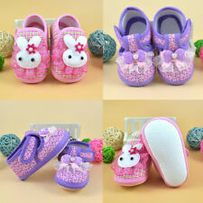 Baby Girl Boy Soft Shoes Sole Crib Toddler Shoes Canvas Sneaker Cute Shoes Gifts