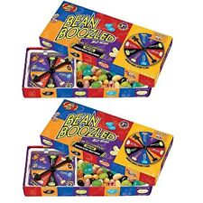 20 Flavors 3.5Oz Jelly Belly 4th Edition Beanboozled Jelly Beans Spinner Fun Box