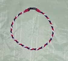 -BOSTON  RED SOX - PARACORD NECKLACE or BRACELET