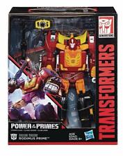 Rodimus Prime Transformers Power Of The Primes Leader Class Action Figure Presal