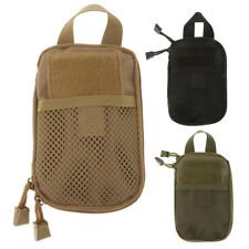 Utility Tactical Military MOLLE Tool/Accessory Pouch Bag for Backpack Vest