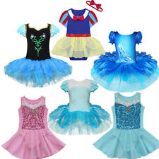Kids Girls Princess Ballet Dance Dress Gymnastic girls Leotard.Ballet tutu dress