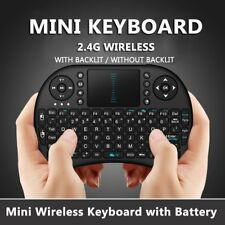 Rii mini i8 2.4GHz Wireless Keyboard with Touchpad for Smart TV PC Box B7