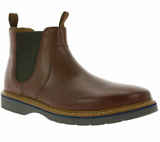 Clarks Newkirk Hill Shoes Men's Chelsea Boots Ankle Boots Brown 26127806